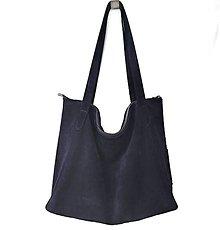 Veľké tašky - Kožená taška Olívia - 12167621_