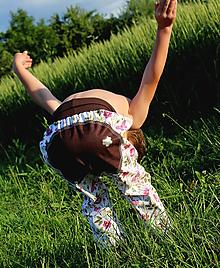 Detské oblečenie - letné softshelLOVE...na lúke vel. 104 - 12167207_