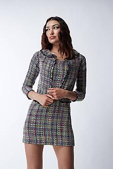 Iné oblečenie - Šaty, kabátik, mini sukňa a kraťasy - 12169594_