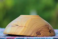 Nádoby - Miska z čerešňového dreva - 12168942_