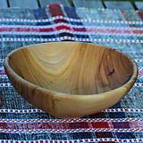 Nádoby - Miska z čerešňového dreva - 12168964_