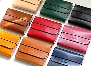 Taštičky - Multifunkčné púzdro / peňaženka MINI - 12170076_
