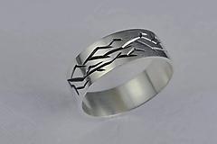 Prstene - Bleskový prsteň - 12172657_
