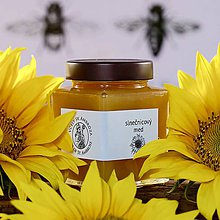 Potraviny - slnečnicový med - víťaz Great Taste - 12174200_