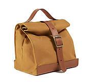 Iné tašky - Žltý lunchbag. Obedar. - 12173855_