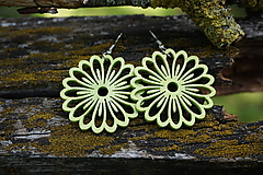 Náušnice - Kvet