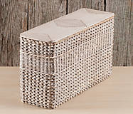 Krabičky - Zásobník na toaletný papier (8 roliek) - 12175816_