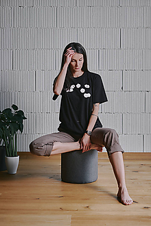 Oblečenie - nestíham, pánske, L - 12173313_
