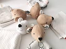Hračky - Mojkadlá pre najmenších (Myšička motýliková) - 12178321_