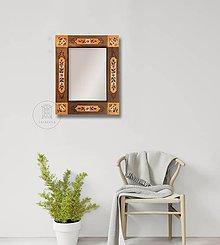 Zrkadlá - Zrkadlo na chalupu II (rôzne veľkosti) - 12178893_