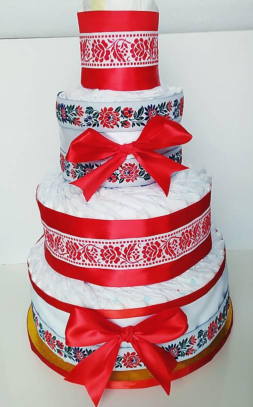 Plienková torta Folklór
