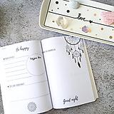Papiernictvo - Denník Vďačnosti ♥ Poštovné ZDARMA♥ - 12177934_