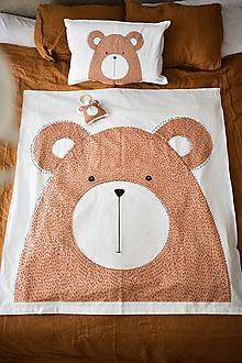 Textil - Obliečky z biobavlny - 12178843_