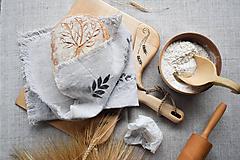 Pomôcky - Sádzacia lopata na chlieb II. - 12180408_