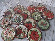 Dekorácie - Vianočné ozdoby - 12181173_