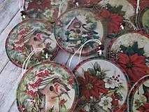 Dekorácie - Vianočné ozdoby - 12181174_