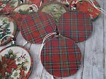 Dekorácie - Vianočné ozdoby - 12181175_