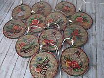 Dekorácie - Vianočné ozdoby - 12181182_