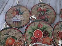 Dekorácie - Vianočné ozdoby - 12181183_