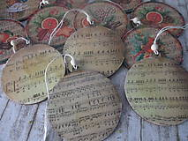Dekorácie - Vianočné ozdoby - 12181185_
