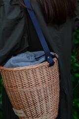 Kabelky - Prútená kabelka VERANO N°6 - 12181960_