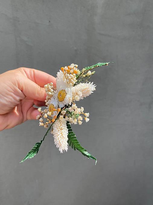 """Kvetinový hrebienok """"lúčenie leta"""""""