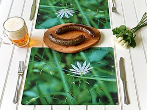 Úžitkový textil - Autorské Foto Prostírání - Něžná - 12179381_