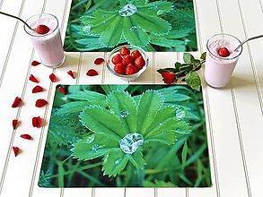 Úžitkový textil - Autorské Foto Prostírání - Jsi můj poklad - 12179540_