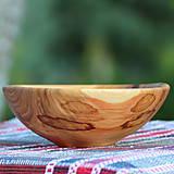 Nádoby - sada misiek z čerešňového dreva - 12181370_