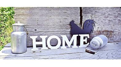 Tabuľky - nápis HOME - 12183085_