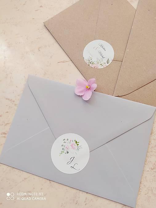 Nálepka na obálku