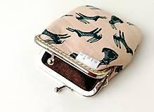 Peňaženky - Peňaženka Zajačiky - M - 12184306_