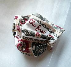 Rúška - Ochranné rúško detské - dvojvrstvové - skladom - 12183088_