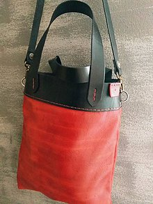 Veľké tašky - Crossbody #RedHood - 12182396_
