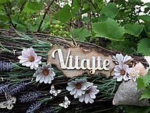 Dekorácie - Dekoračná metla z brezového prútia s vôňou levandule... - 12185243_