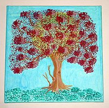Obrazy - Strom života - 12187129_