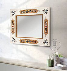 Zrkadlá - Zrkadlo na chalupu III (rôzne veľkosti) - 12185189_