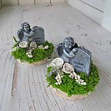 Dekorácie - dekorácia na urnu - 12186576_