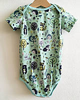 Detské oblečenie - Detské body na patentky - 12184999_