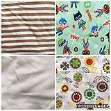 Detské oblečenie - Detské body na patentky - 12185008_
