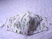 Rúška - Bavlnené rúška... dámske - 12188153_
