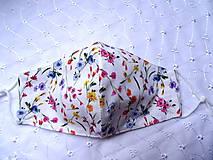 Rúška - Bavlnené rúška... dámske - 12188159_