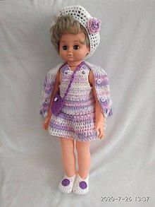 Hračky - bábika - oblečko A - 12188061_