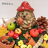 Dekorácie - Jesenná dekorácia - 12188872_