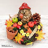Dekorácie - Jesenná dekorácia - 12188894_