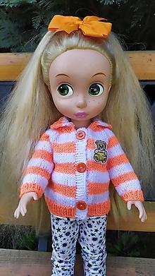 Hračky - Ada oblečenie pre bábiku. - 12190663_