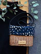 Kabelky - Prútená kabelka na rameno N°9 - 12192882_