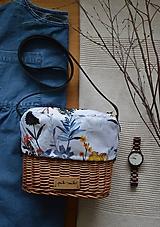 Kabelky - Prútená kabelka na rameno N°6 - 12192924_