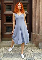 Šaty - Balónové letní šaty COCO - 12190394_