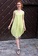 Šaty - Balónové letní šaty COCO - 12190395_